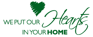 We Put Our Hearts in Your Home