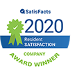 SatisFacts Award Winning Company